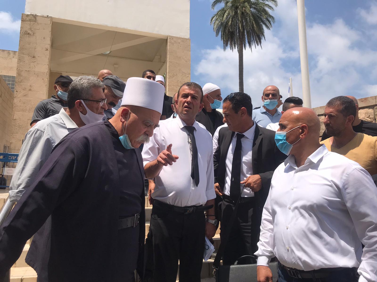 بيت جن: تمديد اعتقال شاب على خلفية أحداث الزابود