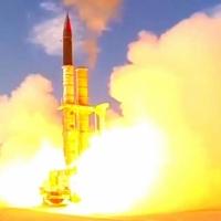 """تجربة إسرائيلية: """"حيتس 2"""" يعترض صاروخا شبيها بـ""""شهاب 3"""""""