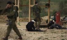 اتهام 5 أفراد حرس الحدود بسرقة فلسطينيين والاعتداء عليهم