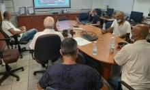 """منظمة الصيد تستعرض الاعتراضات على مخطط المحمية الطبيعية """"بحر إفتاح"""""""
