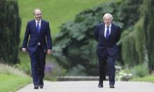 """""""جونسون ملتزم جدًا بالتوصل لاتفاق تجاري مع الاتحاد الأوروبي"""""""