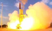 """خلال تجربة إسرائيلية: """"حيتس 2"""" تعترض صاروخا بالتستيا"""