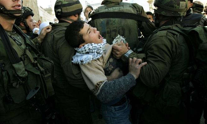 الاحتلال يعتقل فتى مصابا بكورونا منذ أسابيع ودون تحقيق