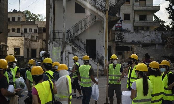 البرلمان اللبناني يقر حالة الطوارئ ومخاوف من استغلالها لقمع الاحتجاجات