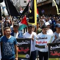 ردود فعل عربية رافضة للتحالُف الإسرائيليّ - الإماراتيّ