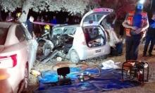 شعب: وفاة طفلة متأثرة بجراحها إثر حادث طرق