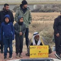 """""""الإسكان الإسرائيليّة"""" تسحب جنسيات 140 عربيًا من النقب"""
