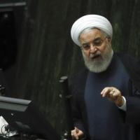روحاني يحذر الإمارات من معاملة مُختلفة إذا فتحت أبواب المنطقة لإسرائيل