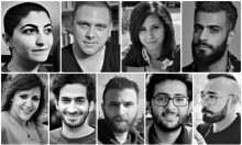 بورتريه لأدب فلسطين الجديد