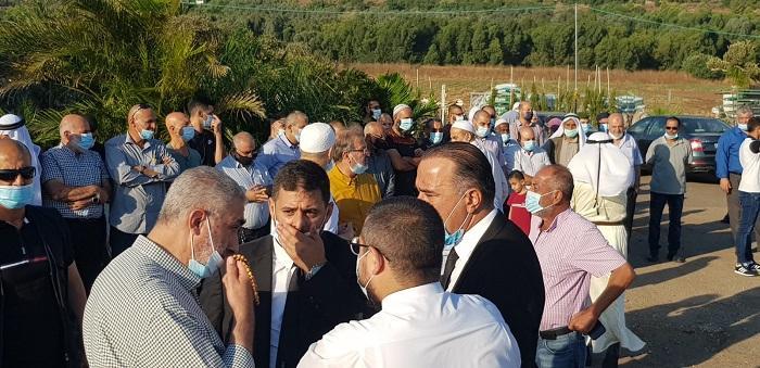 الشيخ رائد صلاح قبيل دخوله السجن: الوصاية الأردنية على الأقصى في امتحان كبير