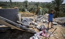غزة: دبابات الاحتلال تقصف موقعين في غزة