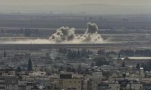 قوات التحالف الدولي تستهدف موقعًا لقوات النظام السوري