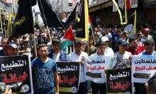 لمواجهة التحالف الإماراتي الإسرائيلي: حماس تشارك باجتماع القيادة برام الله