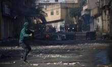 الاحتلال يعتقل رجلًا ويصيب العشرات بالاختناق جنوب شرق طولكرم