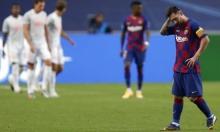 برشلونة يرد على إمكانية رحيل ميسي