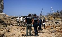 انفجار بيروت: مذكرة توقيف بحق مدير الجمارك وتمديد حالة الطوارئ