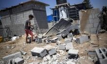 وصول الوفد الأمني المصري إلى غزة