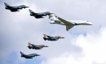 مناورات عسكرية مشتركة لسلاح الجو الإسرائيلي والألماني