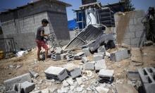 بظل القصف: الوفد المصري ينقل لإسرائيل مطالب حماس