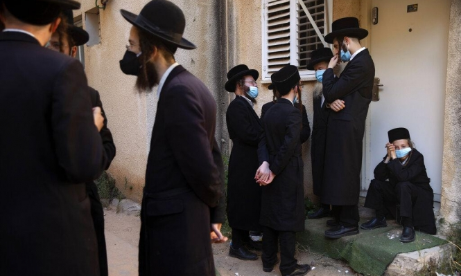 منسق كورونا: قد نشدد القيود بحلول الأعياد اليهودية