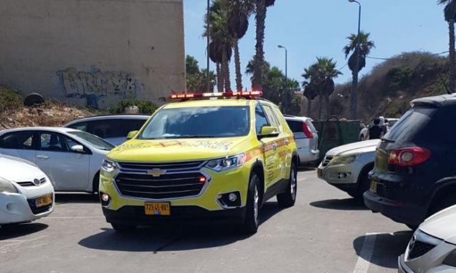 الرملة: إصابة امرأة بجروح بالغة الخطورة دهستها شاحنة