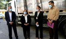 الصحة الفلسطينية: حالة وفاة و424 إصابة كورونا جديدة