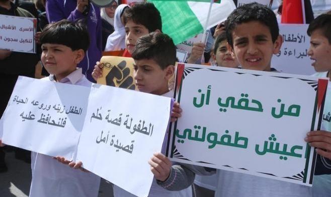 منظمة حقوقية دولية: إسرائيل ترفع سقف اعتقال الأطفال الفلسطينيين