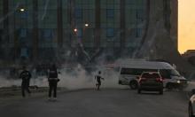 الاحتلال يقمع وقفتين احتجاجيتين في سبسطية وطولكرم