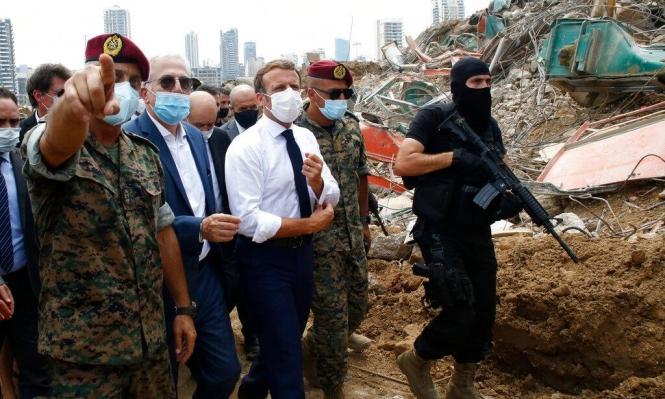 تقرير: قلق إسرائيلي حيال مواجهة فرنسا لتطورات شرق المتوسط