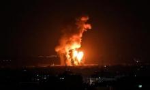الاحتلال يجدد قصفه لغزّة