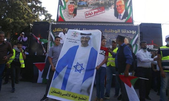 حوار   إفلاس سياسي فلسطيني شامل في مواجهة المخططات التصفوية
