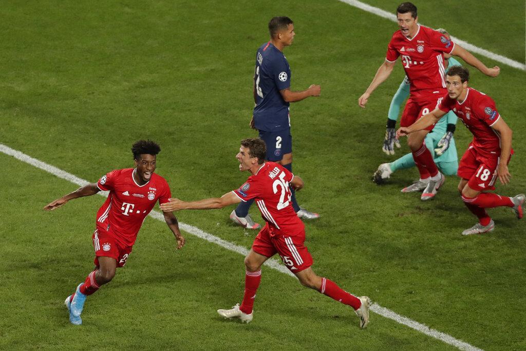 للمرة السادسة: بايرن ميونخ بطلا لدوري أبطال أوروبا