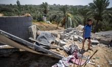 مساعٍ حثيثة لاحتواء التوتر على شريط غزة