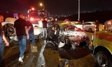 5 إصابات بينها خطيرة بحادث طرق قرب الرينة