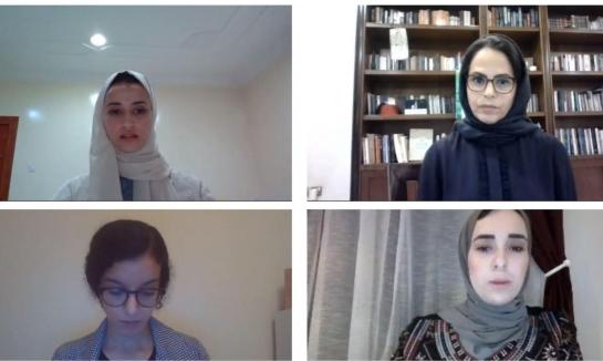 ندوة رقميّة فلسطينيّة -خليجيّةلمناقشة مخاطر التطبيع مع إسرائيل