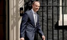 سعيا للعودة للمفاوضات: وزير الخارجية البريطاني يلتقي نتنياهو وعباس