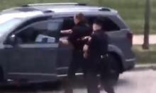 الشرطة الأميركيّة تطلق النار على رجل أسود... احتجاجات وحظر تجول