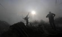 """غزة: شهيدان من """"سرايا القدس"""" في انفجار شرق الشجاعية"""