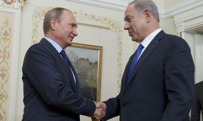 بوتين يبحث مع نتنياهو الشأن السوري والاتفاق مع الإمارات