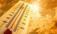 حالة الطقس: موجة شديدة الحرارة حتى الأحد