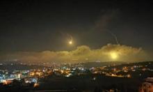 الجيش الإسرائيلي يستهدف مواقع لحزب الله في لبنان