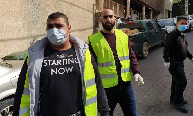 أم الفحم: 32 إصابة جديدة بفيروس كورونا