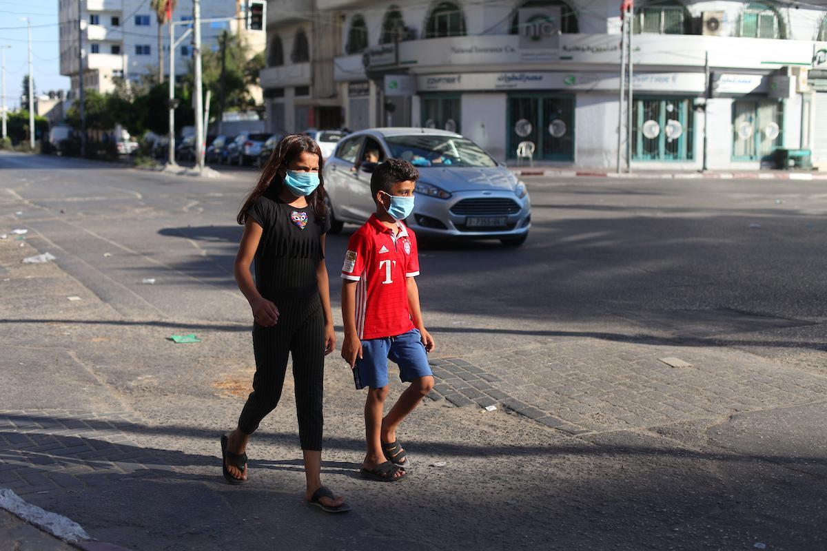 كورونا في غزة: وفاتان و17 إصابة الأربعاء بينها حالاتٌ في 3 مستشفيات