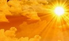 حالة الطقس: أجواء صيفية شديدة الحرارة
