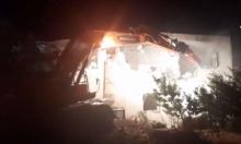 الاحتلال يُجبر عائلة على هدم منزليها في صور باهر قرب القدس