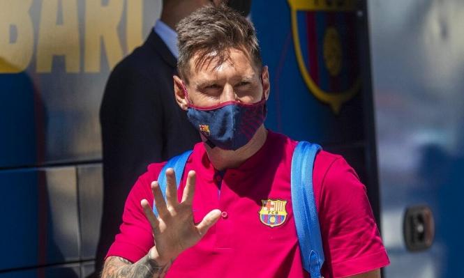 إدارة برشلونة تحدد قيمة ميسي