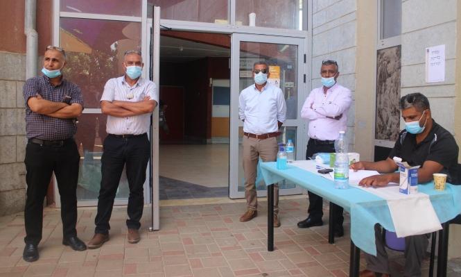 72 إصابة بفيروس كورونا في اللقية