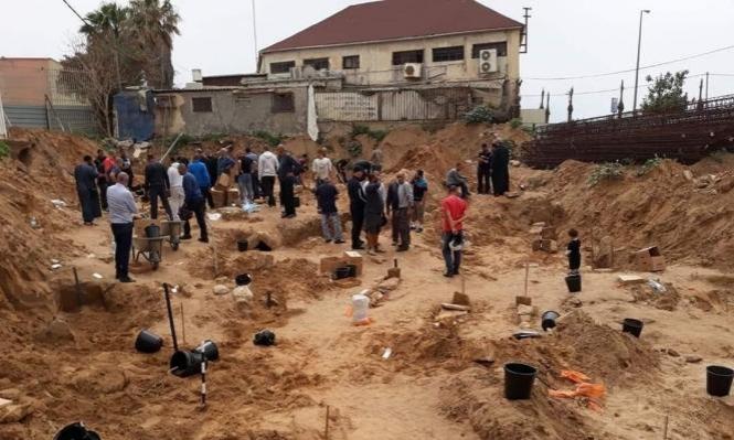 يافا: مطالبة المقاولين العرب برفض العمل في مقبرة الإسعاف