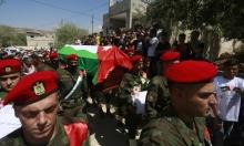 استُشهد برصاص الاحتلال عام 1967؛ تشييع رفات جندي أردنيّ مجهول الهويّة قرب نابلس