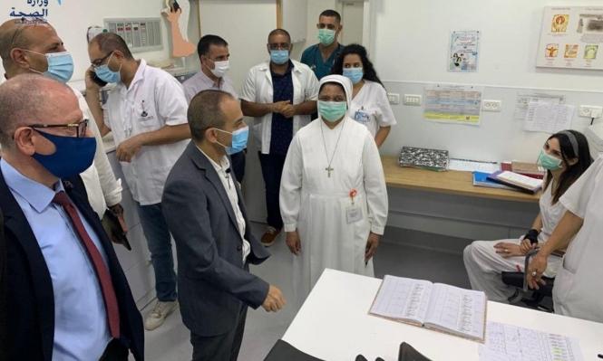 غمزو يطالب بمحاسبة الأطباء والممرضين الذين يشاركون بالأعراس